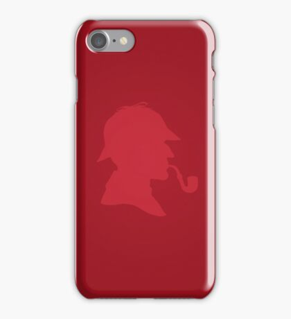 World's Only Consulting Detective iPhone Case/Skin