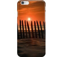 At the Setting of the Sun iPhone Case/Skin