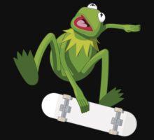 Skate Frog Kids Tee