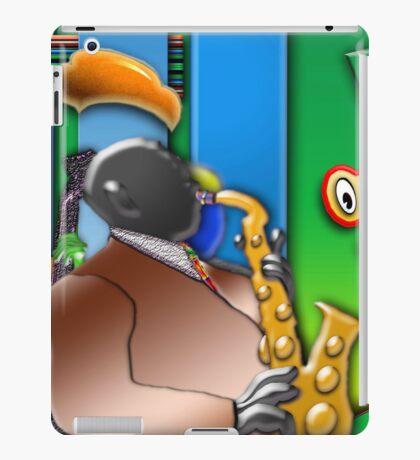 YARDBIRD/CHARLIE PARKER JR iPad Case/Skin