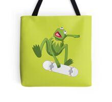 Skate Frog Tote Bag
