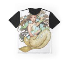 Mer Kittens Graphic T-Shirt