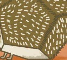 Dodecahedgehog Sticker