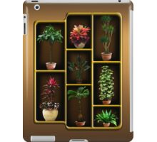 Plant Cabinet Case iPad Case/Skin