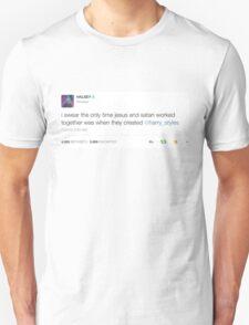 Halsey Tweet  T-Shirt