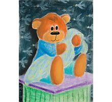 Baby Toy Bear Photographic Print