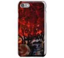Spray Booth iPhone Case/Skin