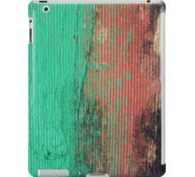 Turquoise + Apricots ipad case iPad Case/Skin