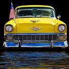 Yellow Chevy by George Lenz