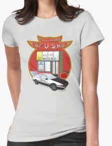 Initial D- Fujiwara Tofu Shop T-Shirt