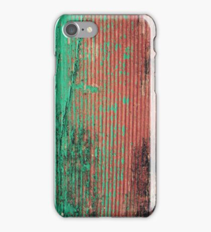 Turquoise + Apricots iphone/ipod case iPhone Case/Skin