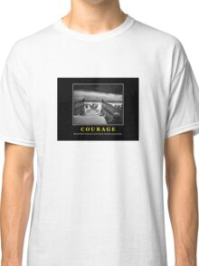 Courage -- D Day Poster Classic T-Shirt
