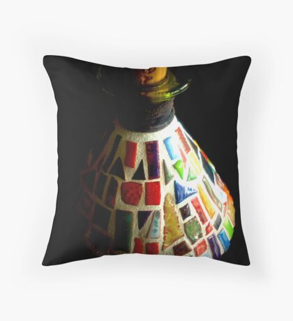 Bits And Pieces Of My Life Throw Pillow