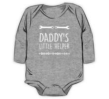 Daddy's little helper One Piece - Long Sleeve