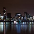 Liverpool Waterfront Panoramic by Paul Madden