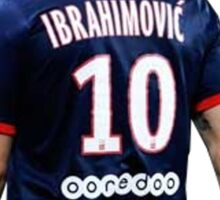 zlatan ibrahimovic Sticker
