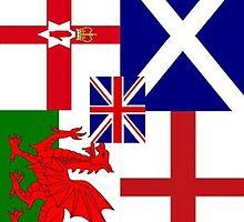 United Kingdom by Mick Bull