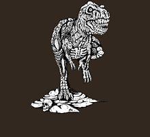 Zombie T-Rex Classic B/W Unisex T-Shirt