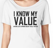 Value | Agent Carter Women's Relaxed Fit T-Shirt