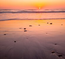 Terramar Beach Sunset by bengraham