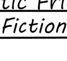 Erotic Friend Fiction Sticker