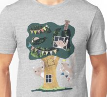 Monkey Treehouse Unisex T-Shirt