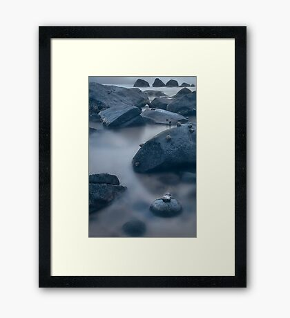 The Isolated Framed Print