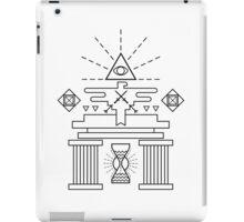 Columns Of Illumination iPad Case/Skin