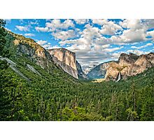 ****** VALLEY VIEW ****** Photographic Print