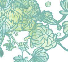 Spring Garland Sticker