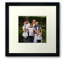 Craven Family 2 Framed Print