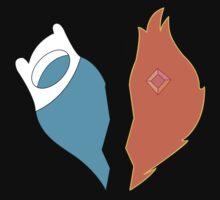 Finn X Flame Princess by Blackthorn14