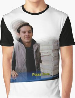 Pizza time! Graphic T-Shirt