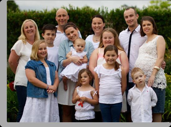 Craven Family 3 by Andrew  MCKENZIE