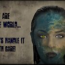 We Are The World by MarieG