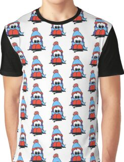 Bert - Christmas - All Wrapped Up Graphic T-Shirt