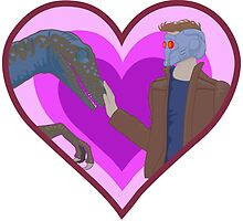 How To Train Your Velociraptor by GaffaMondo