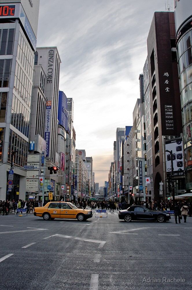 Japan 01 by Adrian Rachele