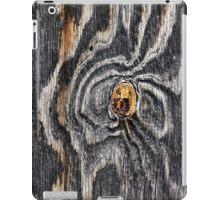 iPad Case.  Wood knot .3 iPad Case/Skin