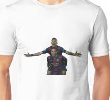 alves and neymar Unisex T-Shirt