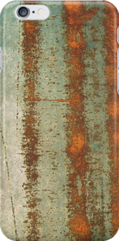 Gold Poles iphone/ipod case by Vanessa Barklay