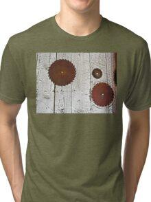 See Saws Tri-blend T-Shirt