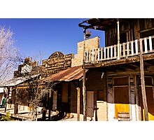 Tombstone Arizona Photographic Print