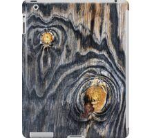 iPad Case.  Wood knots .2 iPad Case/Skin