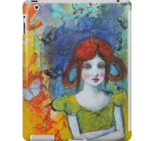 Butterflies And Dragons iPad Case/Skin
