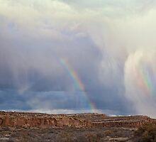 Chaco Rainbow Storm by Kim Barton