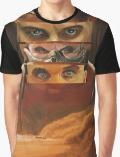 Mad Max Fury Road Graphic T-Shirt