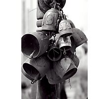 Buddha's Bells Photographic Print