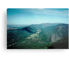 Hall's Gap Township -  Grampians Mountain Range,Vic. Australia* Metal Print