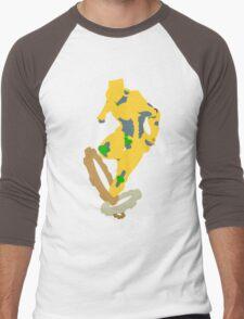 The World! Men's Baseball ¾ T-Shirt